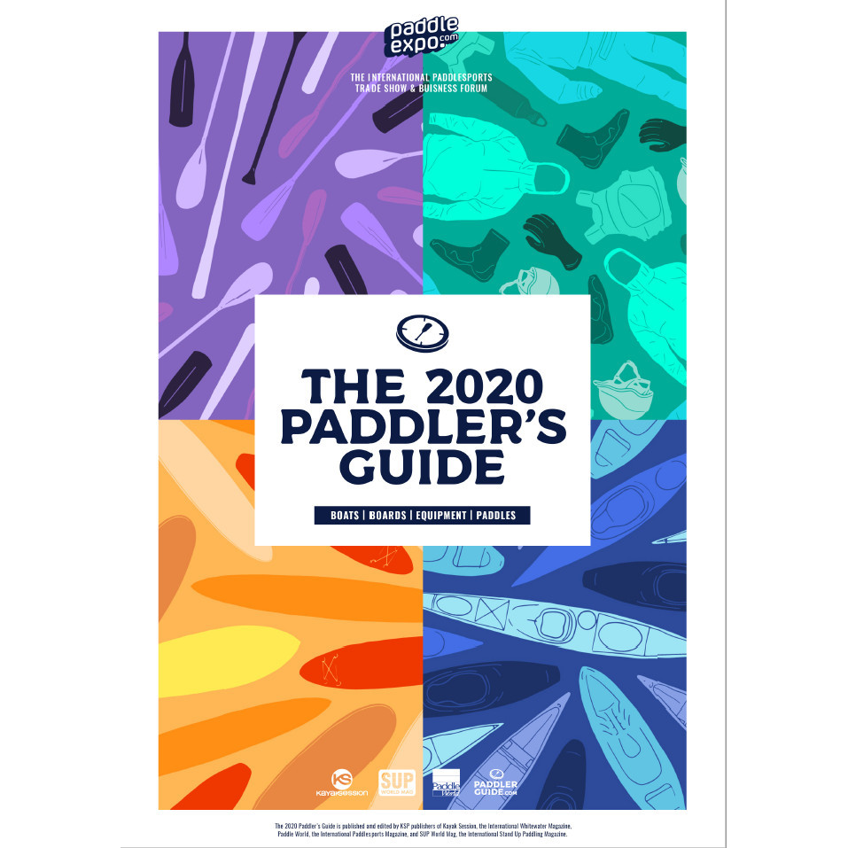 Paddle Expo Buyers Guide cover